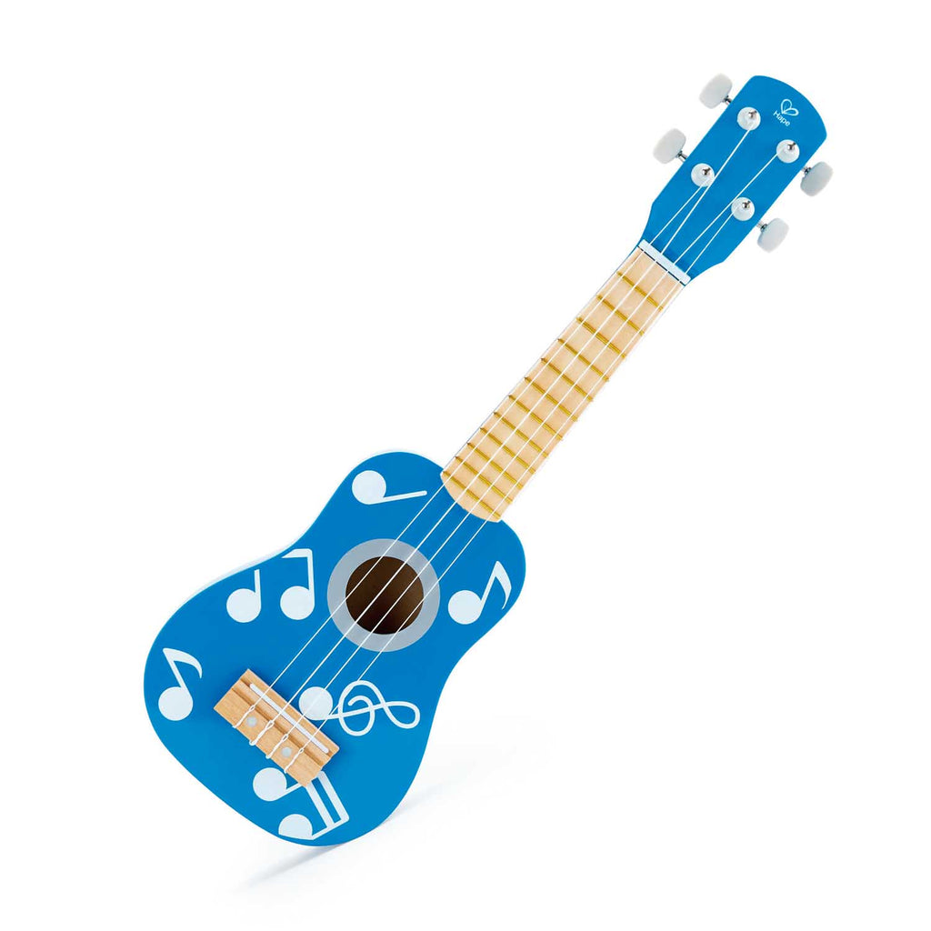 Rock Star Blue Ukulele