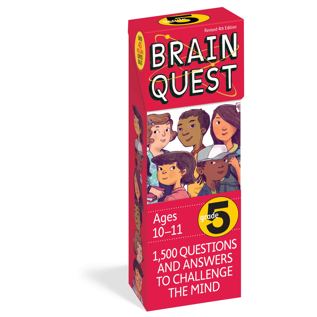 Brainquest: 5th Grade