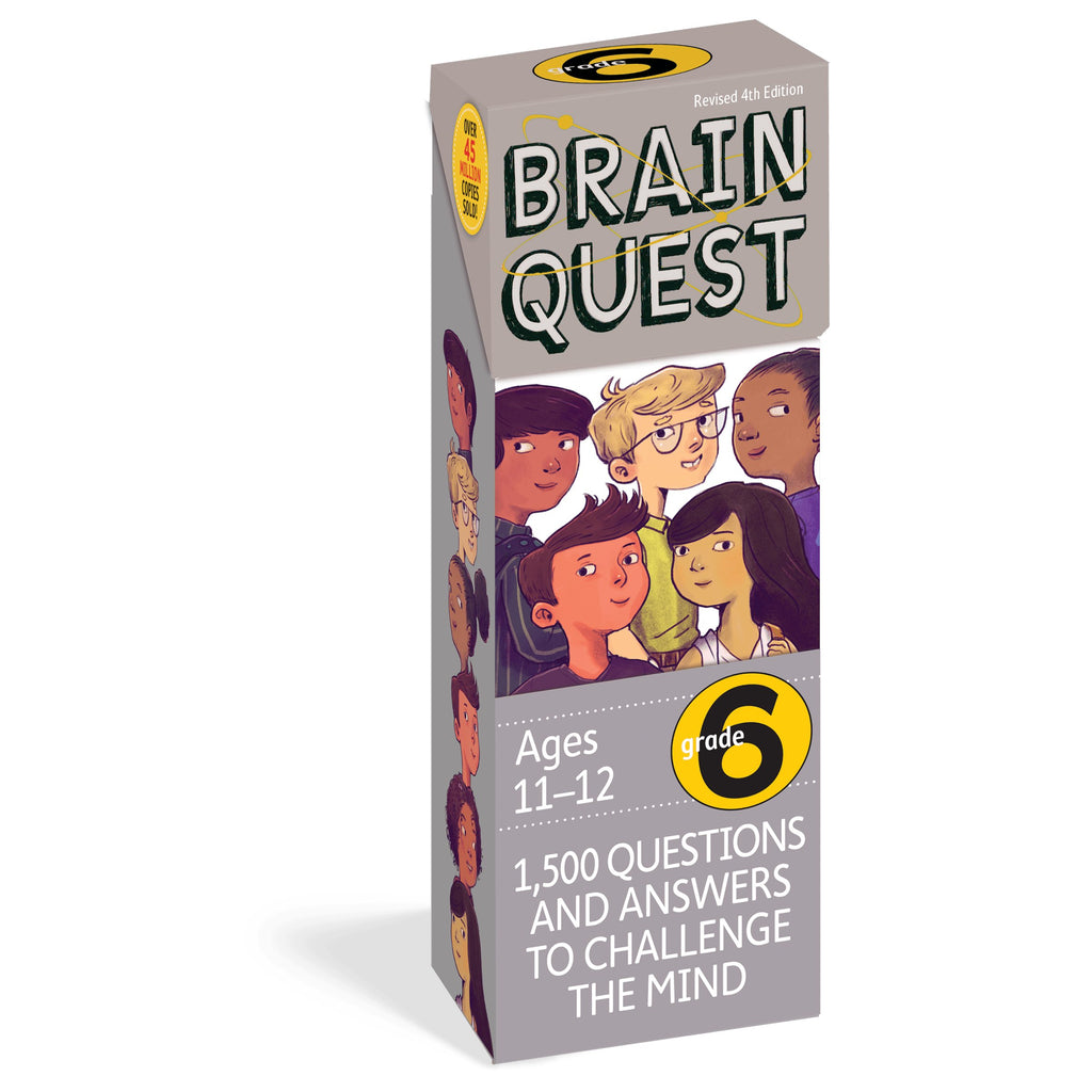 Brainquest: 6th Grade