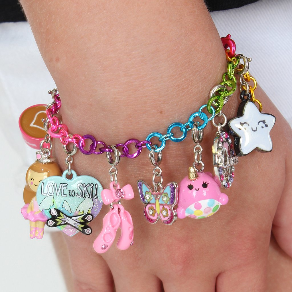 Charm It! Bracelet: Rainbow Chain