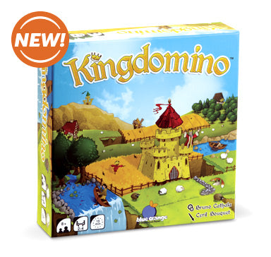 Kingdomino by BlueOrange
