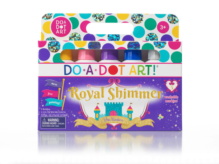 Do-A-Dot Royal Shimmer 5 Pack