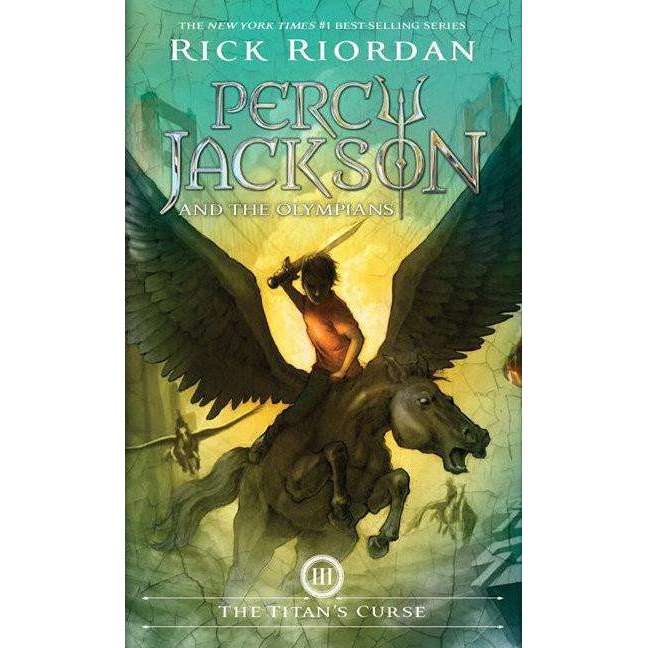 PERCY JACKSON THE TITANS CURSE