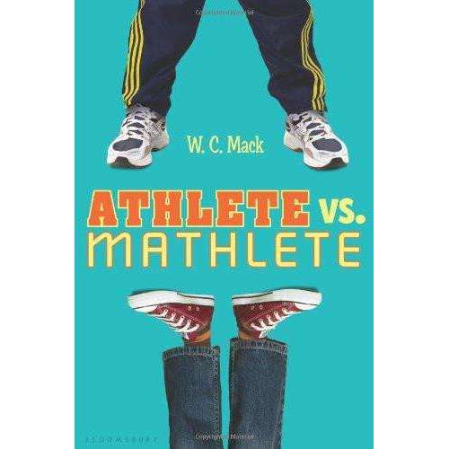 Athlete vs. Mathlete Paperback