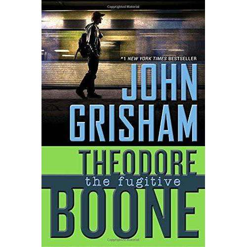 Theodore Boone: the Fugitive Hardcover