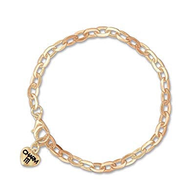 Charm It! Bracelet: Gold Chain