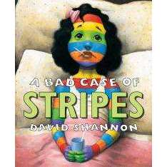 A Bad Case Of Stripes (Hardcover)