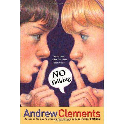 No Talking Paperback