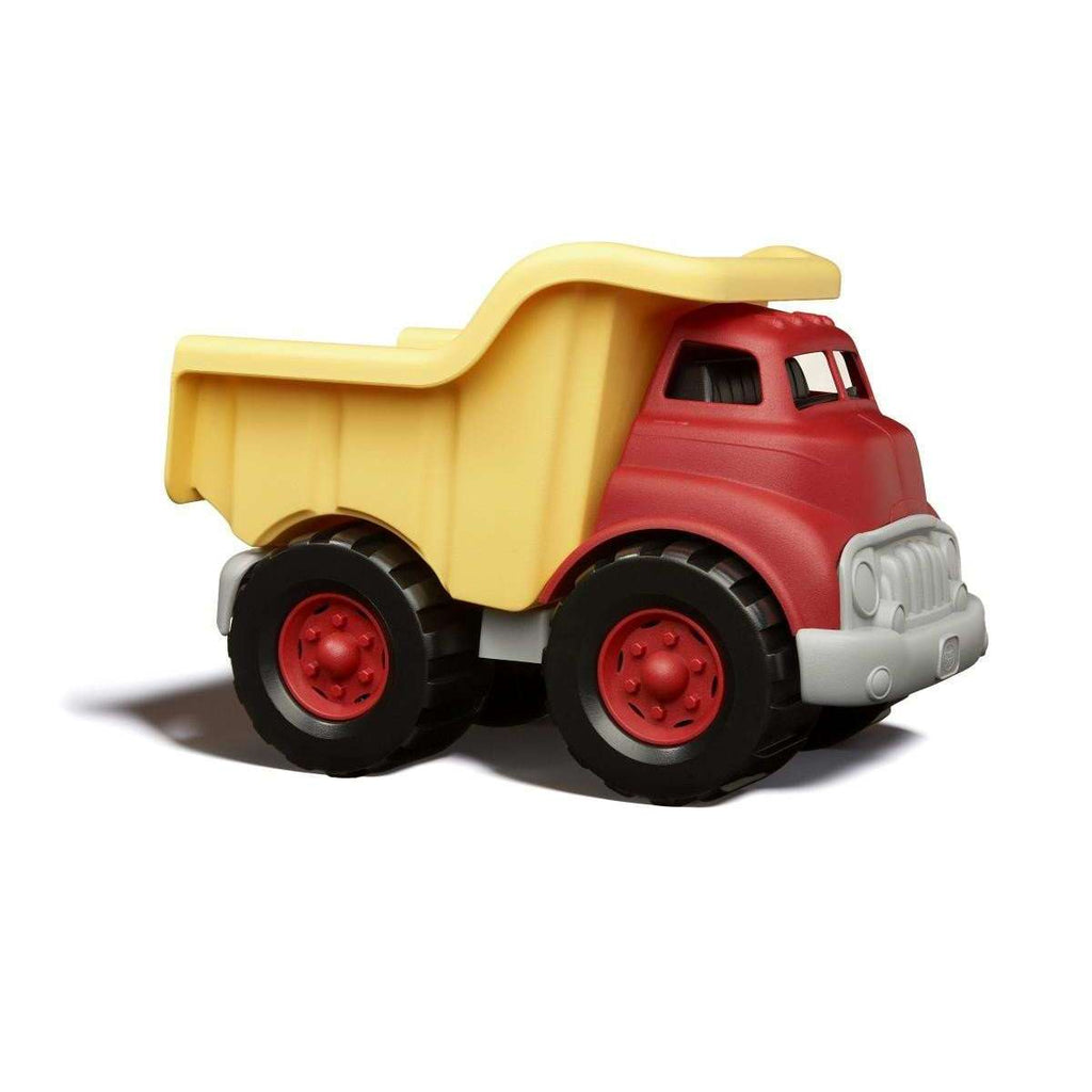 Green Toys: Red/Yellow Dump Truck