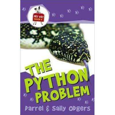 Pet Vet Book 4: The Python Problem