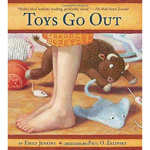 Toys Go Out Hardcover