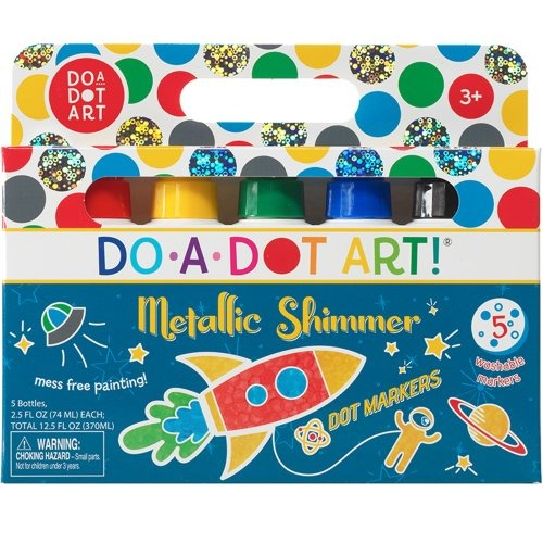 Do A Dot Art! Metallic Shimmer 5 Pack
