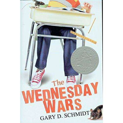 The Wednesday Wars Paperback