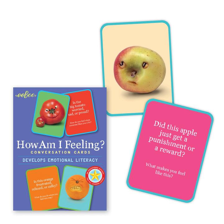 eeBoo Conversation Cards