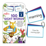 eeBoo 100 Words Flash Cards