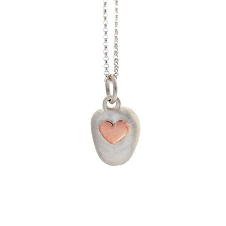 Blushing Hearts Pendant