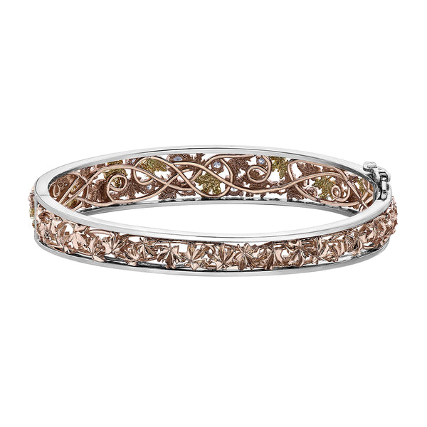 Falling Leaves Bangle