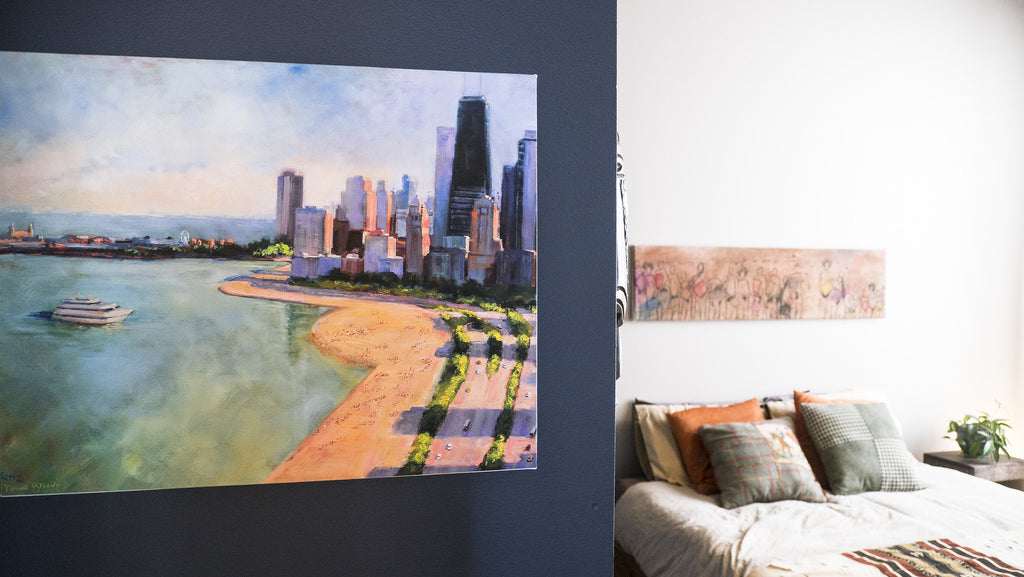 Canvas Prints - Stretched or Framed?