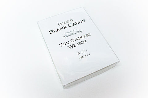 Custom Set of Greeting Cards