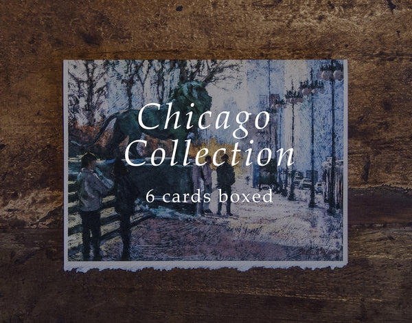 Chicago Collection - 6 Cards Boxed