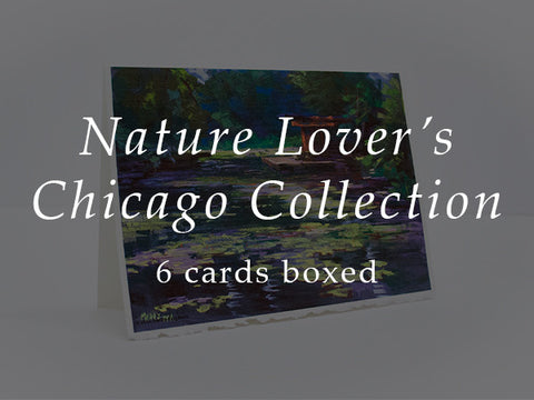 Nature Lover's Chicago Collection - Greeting Cards