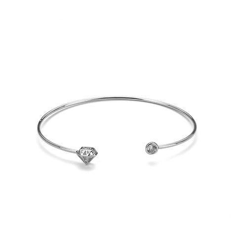 Diamond Shaped Cuff