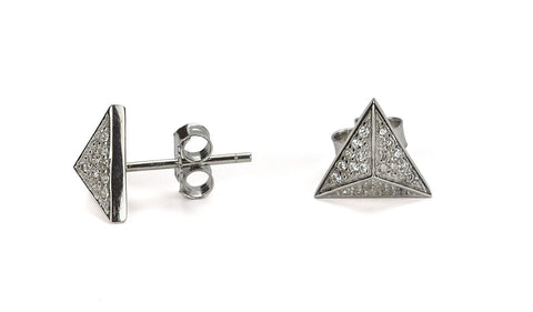 Egypt Silver Studs