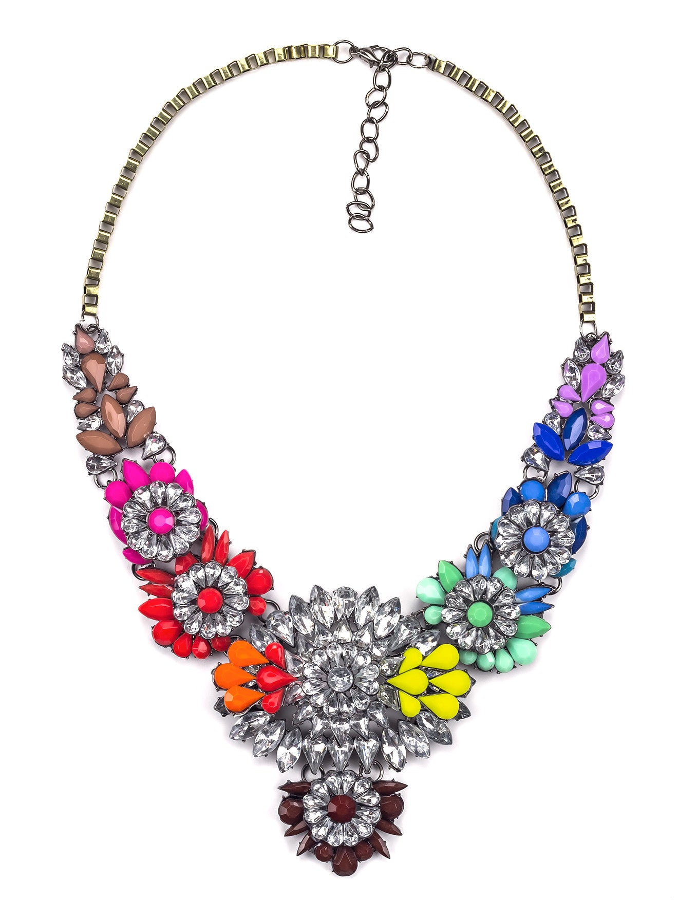 Vivid Colors Necklace