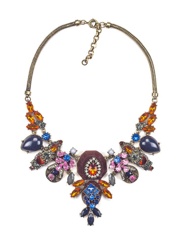 Seventies Statement Necklace