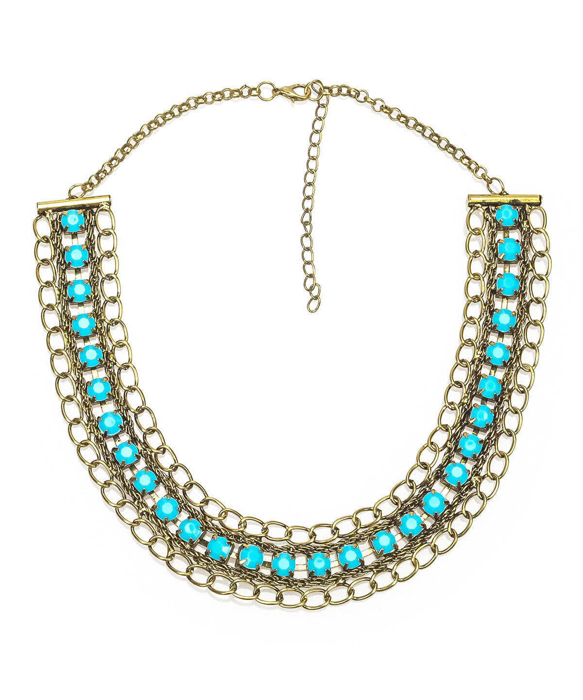 Turquoise Bliss Necklace