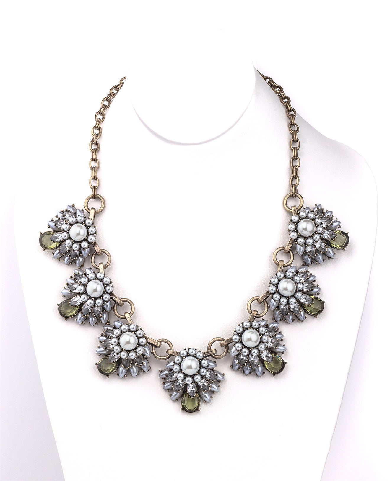 Perfect Blooms Bridal Necklace