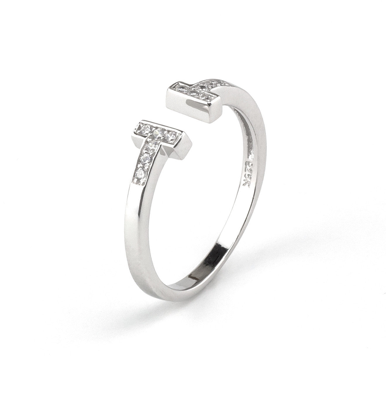 Classy Ring In Silver 925