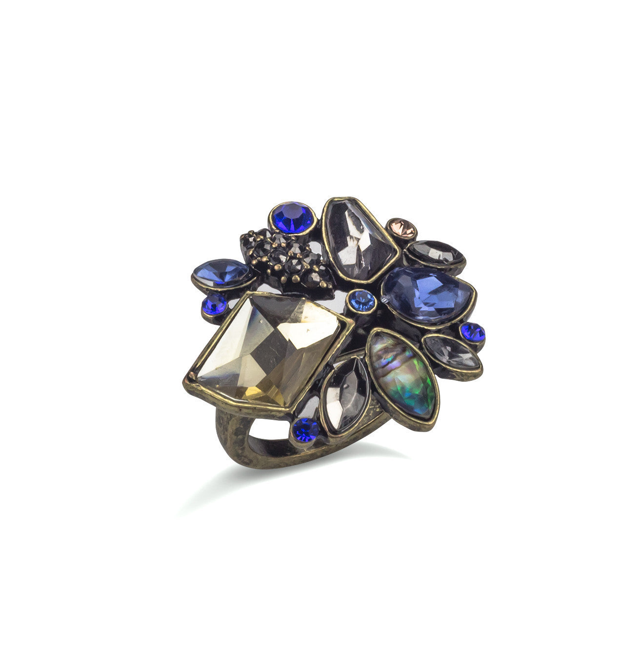 Funky Blues Ring