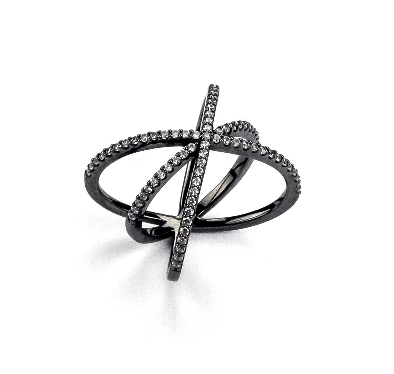 Tripled Crossed Ring