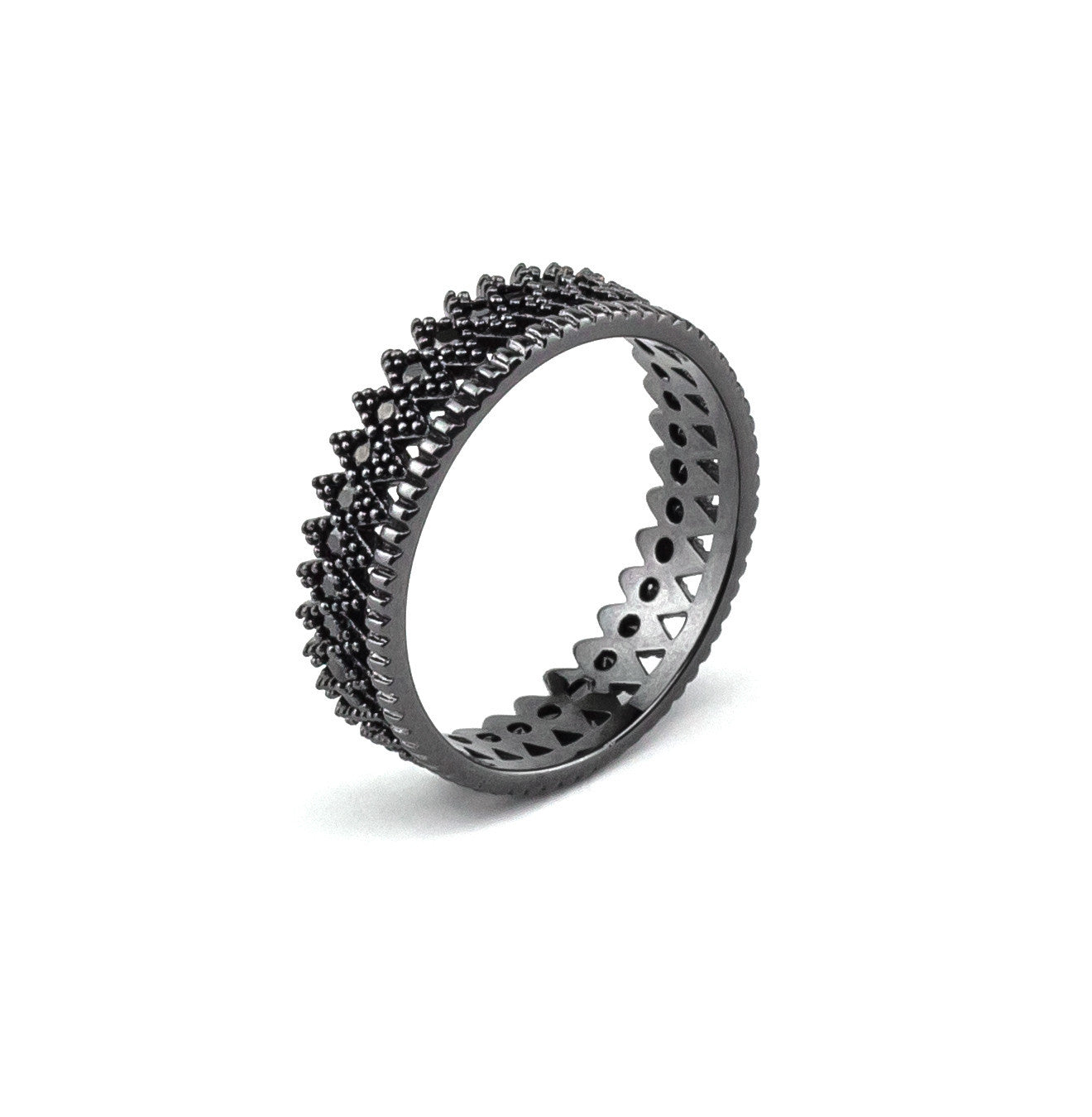 Copy of Juliet Black Ring