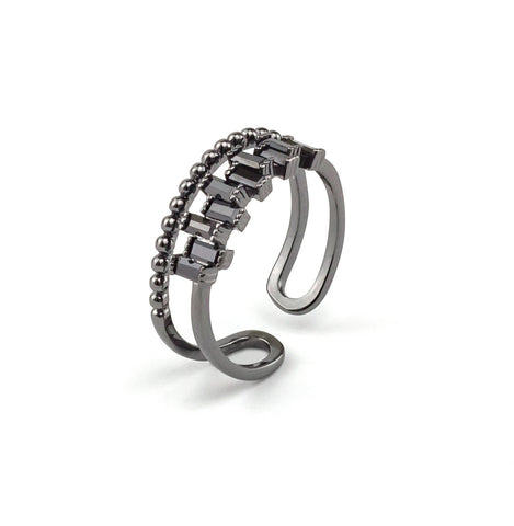 Double Band Black Ring