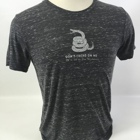 Don't Tread On Me Shirt - Men's - All In All The Time Foundation