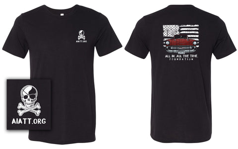 Tommy V Car Shirt - Men's - All In All The Time Foundation