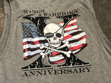 Wings for Warriors 10 Year Tank Top - Men's