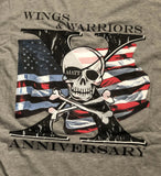 Wings for Warriors 10 Year Shirt - Men's