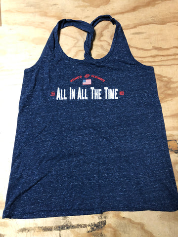 ALL IN Honor & Remember Tank Top - Women's