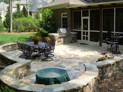 build a patio set at home