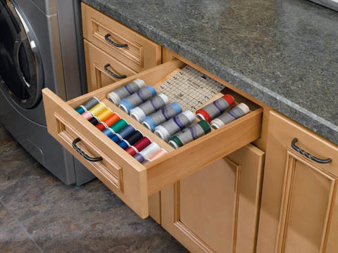 Cut-To-Size Insert Spice Organizer