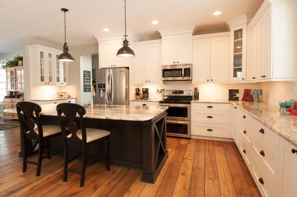 Kitchen Showcases - Custom Kitchen Cabinets – LaFata Cabinets