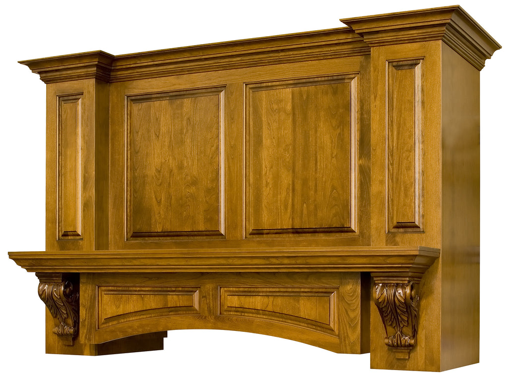decorative wood hoods lafata cabinets