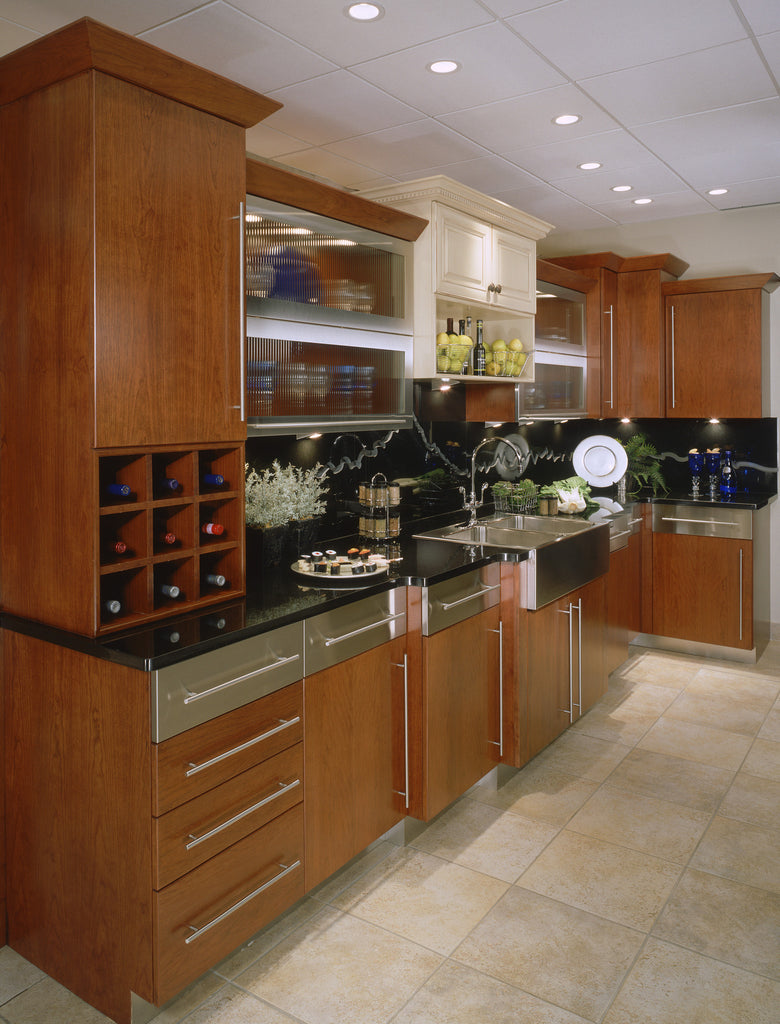 Kitchen Showcases Lafata Cabinets