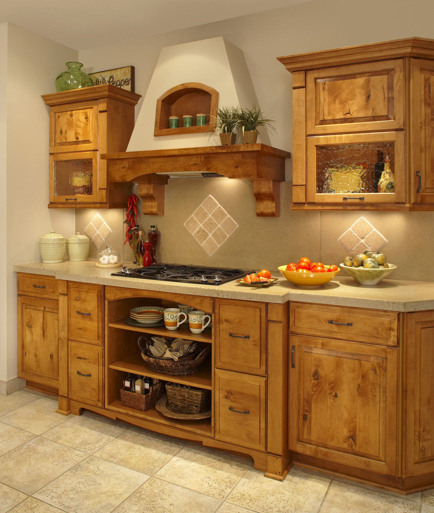 Jamestown Kitchen Lafata Cabinets