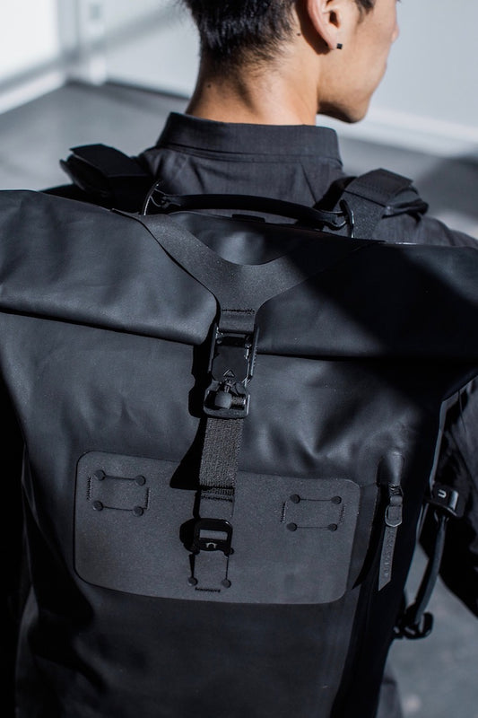 Waterproof Modular Backpacks