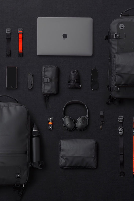 Waterproof Urban Backpacks | Citadel Collection by Black Ember