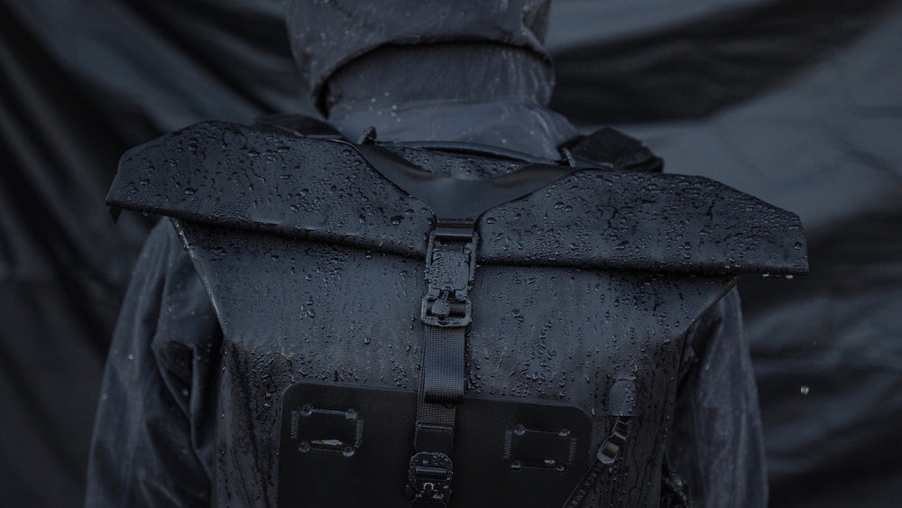 Waterproof Technical Backpack